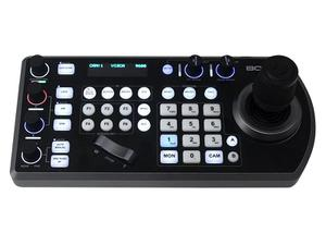 Bolin Technology KBD-1010-RN PTZ Camera Remote Controller/RS232/RS422/RS485/IP-Onvif