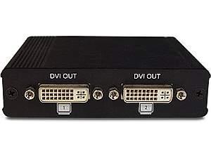 Broadata 4890-SP-D-2S DVI Video Splitter/1x2/Electrical