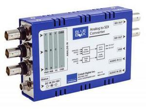 Cobalt Digital BBG-A-TO-S HD/SD Analog Component/Composite to HD/SD-SDI Converter