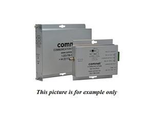 Comnet FDC10S1A SM 1Fiber Bi-directional Contact Closure Transceiver