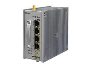 Comnet RL1000GW/12/ESFP/S24/CH  RL1000GW with 1 x RS-232/1 x RS-485/1 x 10/100 Tx/1 x 100/1000 Fx SFP and 2G/3G/HSPA  Cellular Modem 12/24 VDC