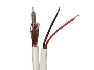 Covid P-R59-2-18-1KB RG59 and 18-2/Plenum Cable - 1000ft Box