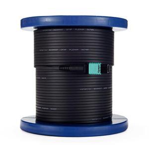 Covid CEL-UFO-500P Celerity Universal Fiber Optic Plenum HDMI cable - 500ft