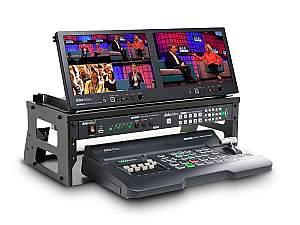 Datavideo GO-500 STUDIO 4 Channel HD/SD Portable Video Production Studio