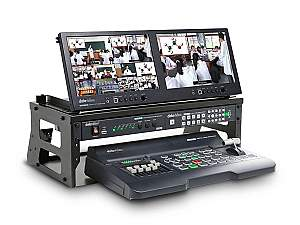 Datavideo GO-650 STUDIO 4 Channel HD Portable Video Production Studio