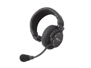 Datavideo HP1 Single-Ear Headset with Mic for the ITC-100 Belt Packs and Base Station