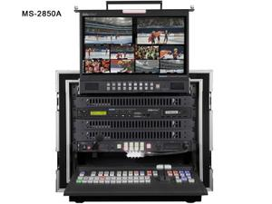 Datavideo MS-2850A HD/SD 8/12-Channel Mobile Video Studio without VSM-100