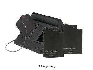 Electro-Voice BC102 Two-Pocket Drop-In Charger