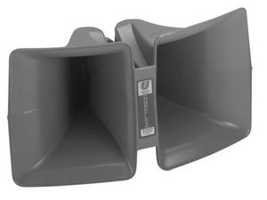 Electro-Voice COBRAFLEXIIB Folded Sectoral Horn for 1824S/all 1828/all 1829/7110XC/all ID30 and all ID60 Drivers (Gray)