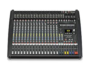 Electro-Voice DCCMS16003MIG 12 Mic/Line w 4 Mic/Stereo Line Channels/6 x AUX/Dual 24 bit Stereo Effects/USB-Audio Interface