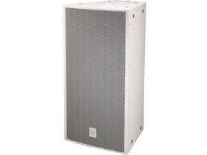 Electro-Voice EVF1122S/66PIW 12 inch 2-Way Full-Range Loudspeaker/SMX Woofer/ND2B Driver/60x60deg/Evcoat/Pi-Weatherized/White