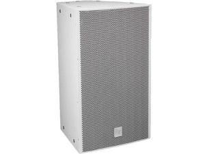 Electro-Voice EVF1151SFGW 15 inch 400W Front‑Loaded Bass Element/Passive/Bi-Amp/Fiberglass/White