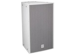 Electro-Voice EVF1152D/66FGW Single 15 inch 2‑Way Full‑Range Loudspeaker/60x60deg/Fiberglass/Weatherized/White
