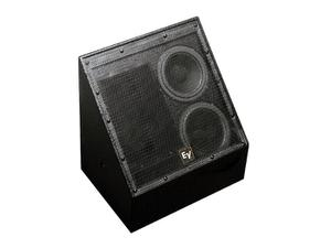 Electro-Voice EVI28BLK EVI Series Dual 8 inch 250W RMS/1400W Peak 2-Way Speaker/Black