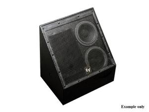 Electro-Voice EVI28WH EVI Series Dual 8 inch 250W RMS/1400W Peak 2-Way Speaker/White