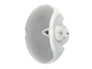 Electro-Voice EVID4.2TW EVID Series 70V 2-Way Speaker (White/Pair)