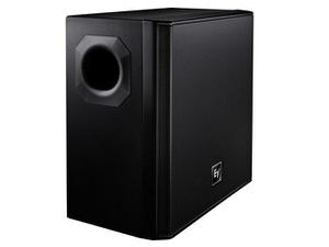 Electro-Voice EVID40S Surface-Mount Satellite 200W/Dual 8 Ohm/Mono 4 Ohm Operation Subwoofer (Black)