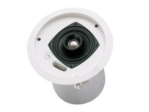 Electro-Voice EVIDC4.2 EVID Series 4 inch 2-Way 70V/100V/8 Ohm Ceiling Speaker (White/Pair)