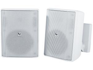 Electro-Voice EVIDS5.2TW 5 inch 70/100V Speaker Cabinet (White/Pair)
