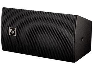 Electro-Voice EVU1062/95BLK Single 6.5 inch Two-Way 90x50deg Full-Range Loudspeaker System/Black