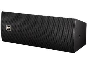 Electro-Voice EVU2062/95BLK Dual 6.5 inch Two-Way 90x50deg Full-Range Loudspeaker System/Black
