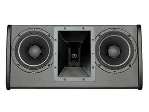 Electro-Voice FRI28LPMBLK FRi Series Dual 8 inch 200W RMS/800W Peak 2-Way Speaker (Black/No Bracket)