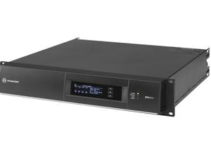 Electro-Voice IPX20:4 DSP Power Amplifier 4x5000W with OMNEO/Dante/FIR Drive/32A powerCON Power Connector