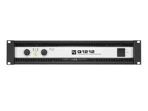 Electro-Voice Q1212120V Q Series Amplifier (2x 1800W/2 Ohms/2RU)