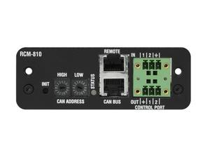 Electro-Voice RCM810 IRIS-Net Remote Control Retrofit Module for CPS Mk II and CPS Multichannel Amplifiers