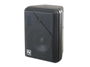 Electro-Voice S40B 5.25 inch 2-Way 160W RMS Speaker (Black/Pair)
