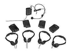 Electro-Voice SMP400 SoundMate Portable Listening System (4 Single Channel Rx)