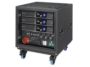 Electro-Voice SR20TGXUS Amplifier System Rack 3x TGX20-US