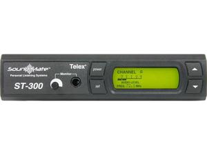 Electro-Voice ST300 SoundMate 17-Ch Synthesized Base Transmitter/Backlit LCD Display/Inputs XLR and 1/4 inch