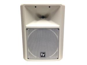 Electro-Voice SX100 WE Sx Series 12 inch 2-Way 200W Speaker (White/Neutrik Speakon Connectors)