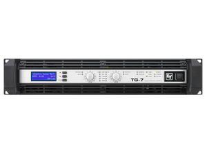 Electro-Voice TG7120V Tour Grade Amplifier/2x 2500W at 4 Ohms/2x 3500W at 2 Ohms/120V