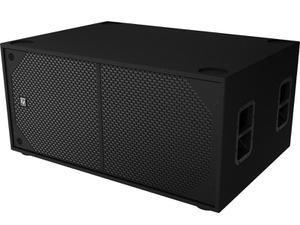 Electro-Voice X12128 1-Way 2x18 inch NON-Flying Subwoofer