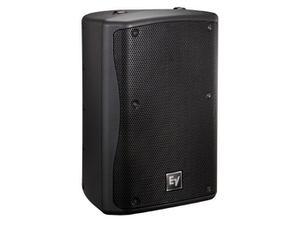 Electro-Voice ZX390PIB 12-inch Two-Way Passive 90x50deg 600W Weather-Resistant Loudspeaker/Black/48Hz-20kHz
