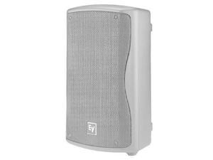 Electro-Voice ZXA190W120V 8 inch 2-Way 800W Powered Loudspeaker/90x50deg Coverage Pattern  (White)