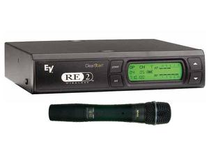 Electro-Voice RE2410CG RE2 Series Wireless Condenser Cardioid RE410 Handheld System G-Band (614-642 MHz)