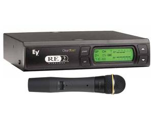 Electro-Voice RE2N2CG RE2 Series Wireless Condenser Cardioid N/D 267 Handheld System G-Band (614-642 MHz)