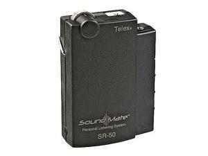 Electro-Voice SR50H SoundMate Single-Channel Personal Receiver H-Band (72.800 MHz/No Earphones)