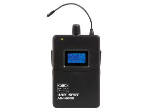Galaxy Audio AS-1400R Wireless In-Ear Personal Monitor/Extender (Receiver)/40Hz-16kHz