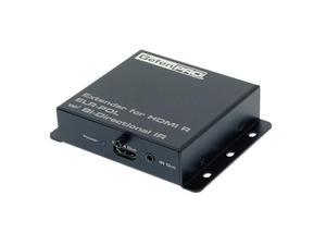 Gefen GEF-HD-2IR-ELRPOL-R HDMI and Bi-directional IR Receiver Unit  for GEF-HDFST Modular Matrix Systems