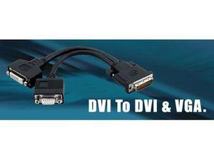 Gefen ADA-DVI-2-DVIVGA DVI to DVI and VGA