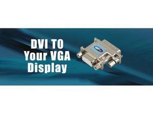 Gefen ADA-DVI-2-VGA DVI to VGA Adapter