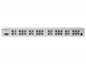 Gefen EXT-COMPAUD-444 4x4 Component Matrix Switch