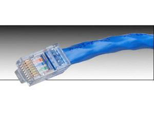 Gefen CAB-CAT6AB-050 50ft CAT-6A  Unshielded Cables -- Belden 10GX Type