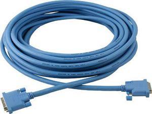 Gefen CAB-DVIC-DL-01MM Dual Link DVI Cable 1 ft (M-M)