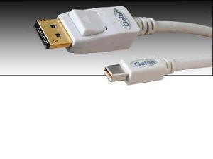 Gefen CAB-MDP2DP-10MM Mini-DisplayPort to DisplayPort Male Cable 10ft