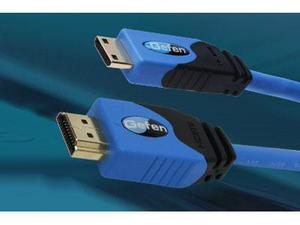 Gefen CAB-MHDMI-HDMI-06 Mini HDMI to HDMI Cable - 6 ft.